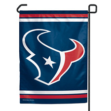 Houston Texans 2013 Wincraft NFL 11x15 Garden Flag FREE SHIP!!