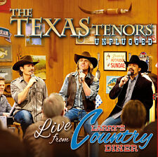 Unplugged: Live from Larry's Country Diner by The Texas Tenors (CD-NEW)