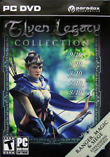 ELVEN LEGACY COLLECTION - PC GAME *** Brand New & Sealed ***