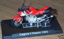 MODELLINO MOTO - CAGIVA V RAPTOR 1000 - SCALA 1:24