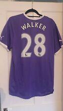Tottenham Hotspur Spurs Viola via 2011/2012 SS Kyle Walker Maglia Jersey