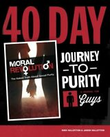 40-Day Journey To Purity (GUYS) by Vallotton, Jason Book The Fast Free Shipping