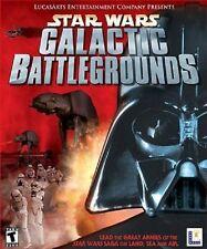 Star Wars: Galactic Battlegrounds NEW SEALED FREEPOST