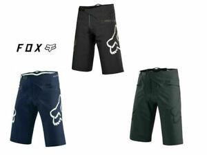 Mens FOX Racing Demo Shorts Mountain Bike Summer Swimming Beach Shorts MTB DH5@2