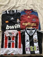 Football Shirt Bundle Job Lot x4