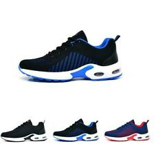 New Men Sport Running Athletic Outdoor Breathable Fashion Sneakers Cushion Shoes