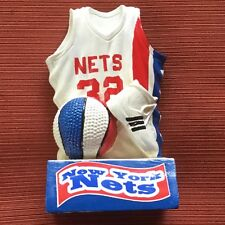 DOCTOR J JULIUS ERVING COMMEMORATIVE STATUE FROM ABA NEW YORK NETS