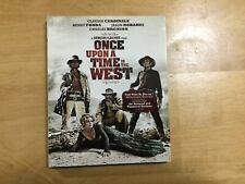 Once Upon A Time In The West (Blu-ray) with Rare Slipcover Sergio Leone