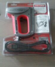 NIB Craftsman Nail Gun Electric Staple Tool Stapler Lightweight