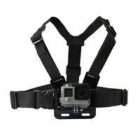 Chest Adjustable Strap Harness Mount Holder for GoPro Hero 1 2 3 3+ 4 5 6 Camera