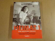 6-DISC DVD BOX / HEIMAT 1 - EINE DEUTSCHE CHRONIK ( EDGAR REITZ )