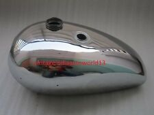 NEW TRIUMPH T140 CHROME GAS FUEL PETROL TANK READY TO PAINT