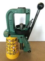 RCBS Rock Chucker II Single Stage Reloading Press with Primer Arm and Tray