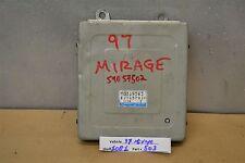 1997 Mitsubishi Mirage Engine Control Unit ECU MD319563 Module 03 10B1