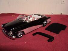 "Danbury Mint 1953 Buick skylark convertible ""nailhed"" custom  1/24 scale used"