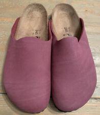 Birki's by Birkenstock Clogs Mules Slip-on Women's Size EUR 38 US L7 M5