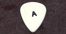 AEROSMITH 2001 Push Play Tour Guitar Pick!!! JOE PERRY custom concert stage #11