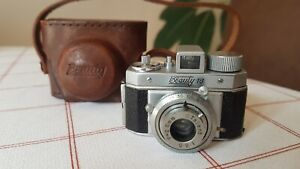 Rare subminiature camera Beauty 16.Only & unique on ebay. Made in Occupied Japan