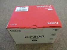 New Canon Zr800 MiniDv Stereo Camcorder Vcr Player Video Transfer