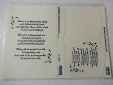 """Reddy Creative Cards: Textbogen A4 für Prägeboard """"Weihnachten"""""""