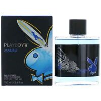 Playboy Malibu Cologne for Men 3.4 oz  EDT Spray New