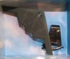 NEW RAY SKY PILOT AEREO B 2 SPIRIT CON SUPPORTO INCLUSO  ART  21313