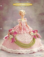 MELANIE Annie's Glorious Gowns OLD SOUTH COLLECTION Crochet Pattern Dolls