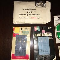 Mixed Lot of Vintage Sewing Needle A Few Machine Needles *SOME MISSING NEEDLES*