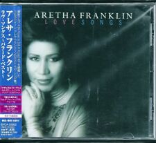 Aretha Franklin Love Songs Japan CD w/obi BVCA-25002