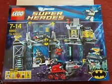 Lego 6860 DC The Batcave Brand new