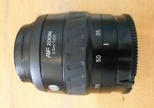 Minolta 35-70 mm f3.5-4.5 AF  Lens for Sony Alpha A100, A200, A350, A500 etc