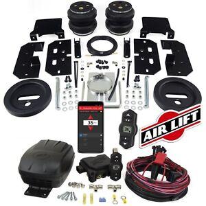 Air Lift LoadLifter 7500XL 57595 Bags Wireless Compressor for Ram 2500 3500 4x4