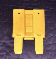 MATTEL  HOT WHEELS  YELLOW  STARTING GATE  C. 1967