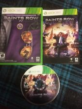 Saints Row IV (Microsoft Xbox 360, 2013)