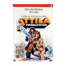 DVD ATTILA FLAGELLO DI DIO 8017229433986