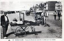 CPA 62 BERCK PLAGE TRAVAUX DE BRODERIES EXECUTES ET VENDUS PAR LES MALADES  (CPA