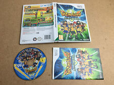 Inazuma Eleven Strikers-Nintendo Wii (getestet/funktioniert) UK PAL
