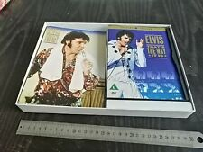 Coffret  Elvis Presley - That's the Way It Is,  DVD  CD photo poster.