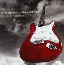 CD Dire Straits & Mark Knopfler - Private Investigations Best Of / Greatest Hits