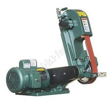Burr King X400 2 x 48 inch 2 Wheel Belt Grinder