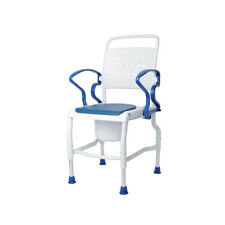 REBOTEC COMMODE CHAIR SEAT WITHOUT HYGIENE OPENING WHEELCHAIR MOBILITY CARE