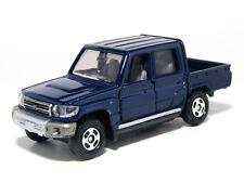 TOMICA 1:71 Scale Toyota LAND CRUISER 70 Pickup Dark blue Diecast Car Tomy