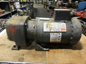 Dayton Motor M/N 2N916M 1/2Hp 208-220/440V 50/60Hz 3Ph 56C Frame 2.0/1.0A