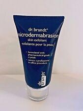 dr.brandt  microdermabrasion skin exfoliant exfoliator 2 oz /60 g