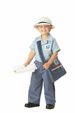 Toddler Mr. Postman costume Toddler Size 4T-6T