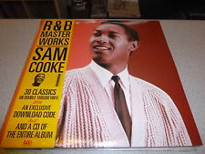 Sam Cooke - R&B Master Works (30 Classics) - 2LP Vinyl / Neu&OVP / inc. CD & DL