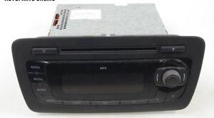 Refurbished 2008-2014 SEAT IBIZA MP3 RADIO CD PLAYER + SEAT CODE Warranty