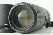 [Near Mint +++] Nikon AF Micro NIKKOR 200mm f/4 D IF-ED Lens + Hood HN 30 Japan