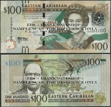 East Carribbean,P55b,2015,100 Dollars,Uncirculated,QE II,motion thread