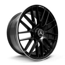 4x AMG Designed Wheel Sport Rims 19X8.5 5X112 ET42  Mercedes Benz